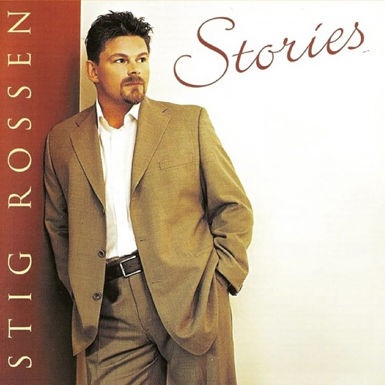 CD Cover - Stories fra 2000